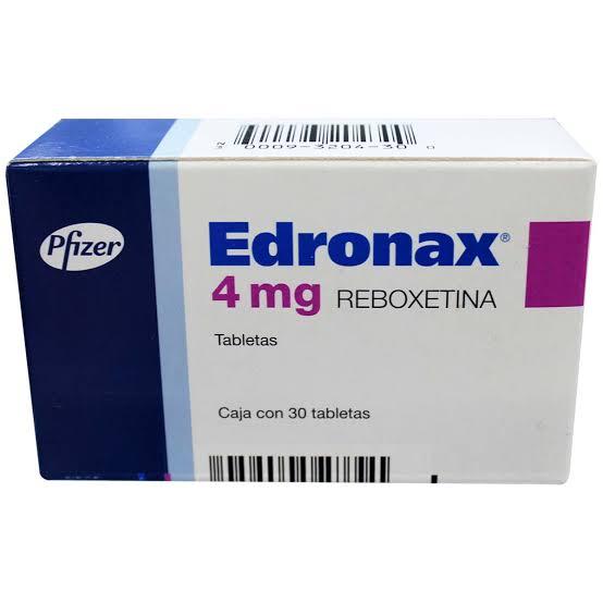 سعر ودواعي استعمال أقراص إيدروناكس Edronax للاكتئاب