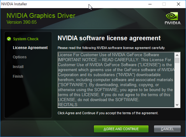 How to download and install NVIDIA GEFORCE 820M driver or any NVIDIA Driver Series