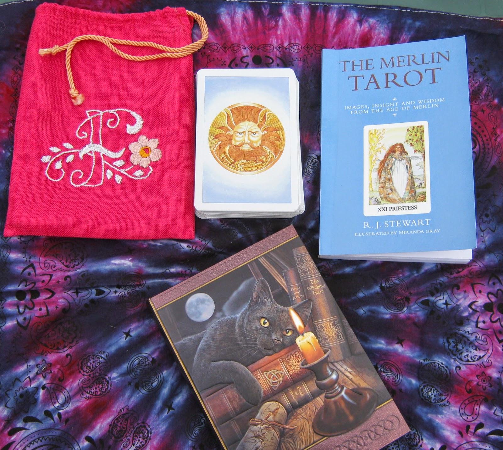 Pook's Hill: The Merlin Tarot