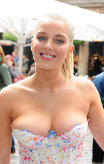 HELEN FLANAGAN HAS NEVER HEARD THE WORD SUBTLE BEFORE