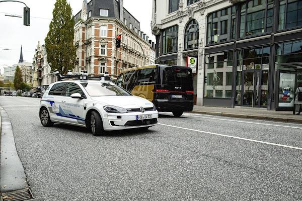 Volkswagen planeja enfrentar o Google em tecnologia autônoma