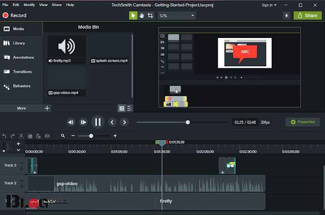 Download phần mềm Camtasia Studio 2019