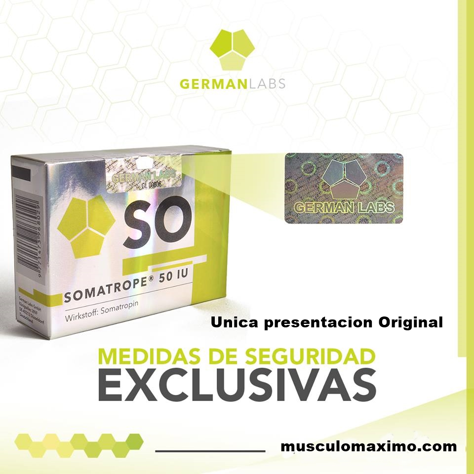 Somatrope 50 ui - precio ( $700 pesos ) Somatropina ( 16