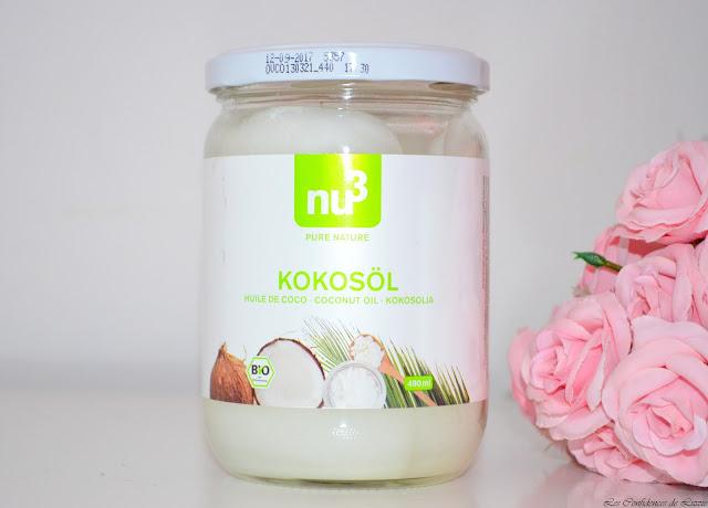 huile de coco bio - soin naturel - soin naturel pour les cheveux