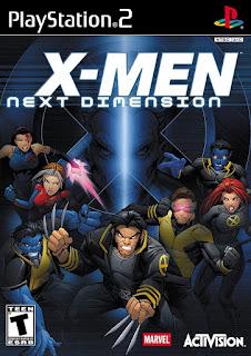 X-Men - Next Dimension (USA) PS2 ISO