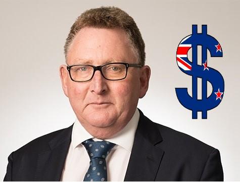 خطاب أدريان أور محافظ الاحتياطي النيوزيلندي هل يعطى حركه صعودية ام هبوطية للدولار النيوزلندي