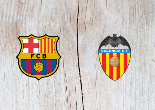 Barcelona vs Valencia Full Match & Highlights 2 February 2019