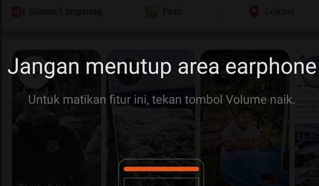 """Cara Menghilangkan Pesan """"Jangan Menutupi Area Earphone"""" di HP Xiaomi"""