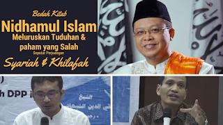 Youtube : Rekaman Bedah Kitab Nidhomul Islam