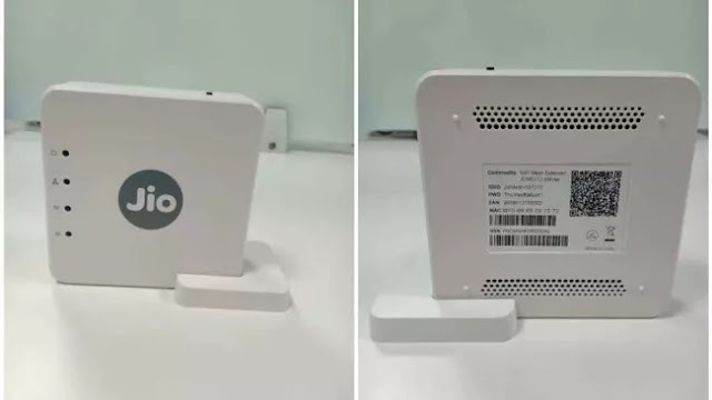 New Product: Reliance Jio introduces WiFi mesh router
