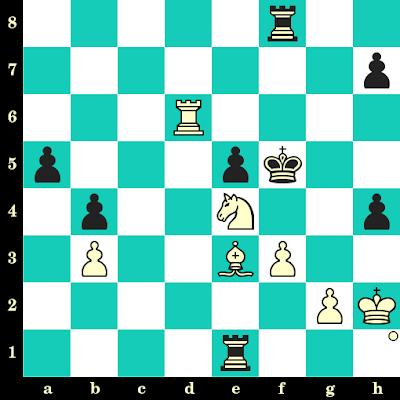Les Blancs jouent et matent en 2 coups - Eltaj Safarli vs Bela Khotenashvili, Bakou, 2008