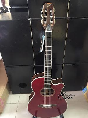 Bán guitar classic Tagima giá 3 triệu 2 ở tphcm
