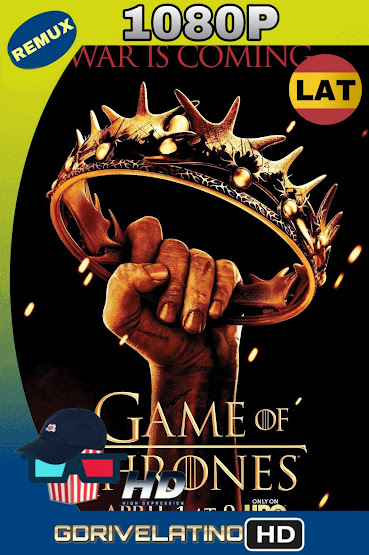 Game Of Thrones Temporada 2 REMUX 1080p Latino-Ingles MKV