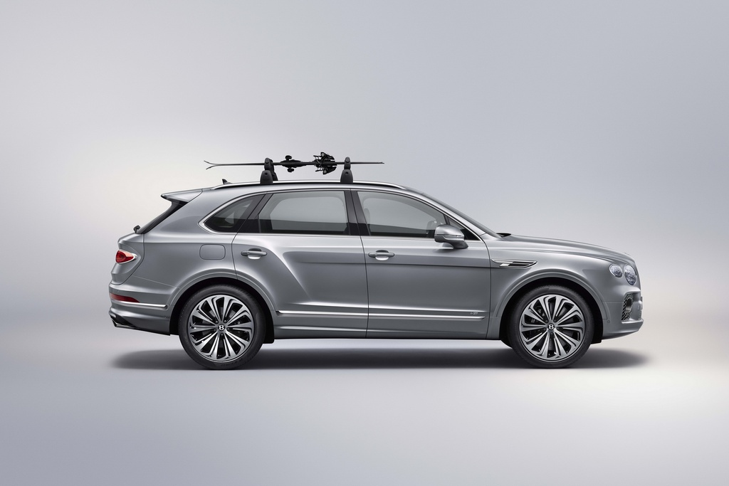 Bentley ra mắt bộ phụ kiện dành riêng cho SUV Bentayga