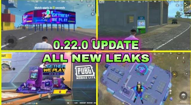 PUBGM Lite 0.22.0 Update expected release date