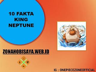 Fakta Neptune One Piece