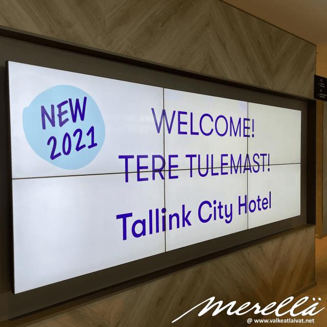 Tallink City Hotel  - Aula