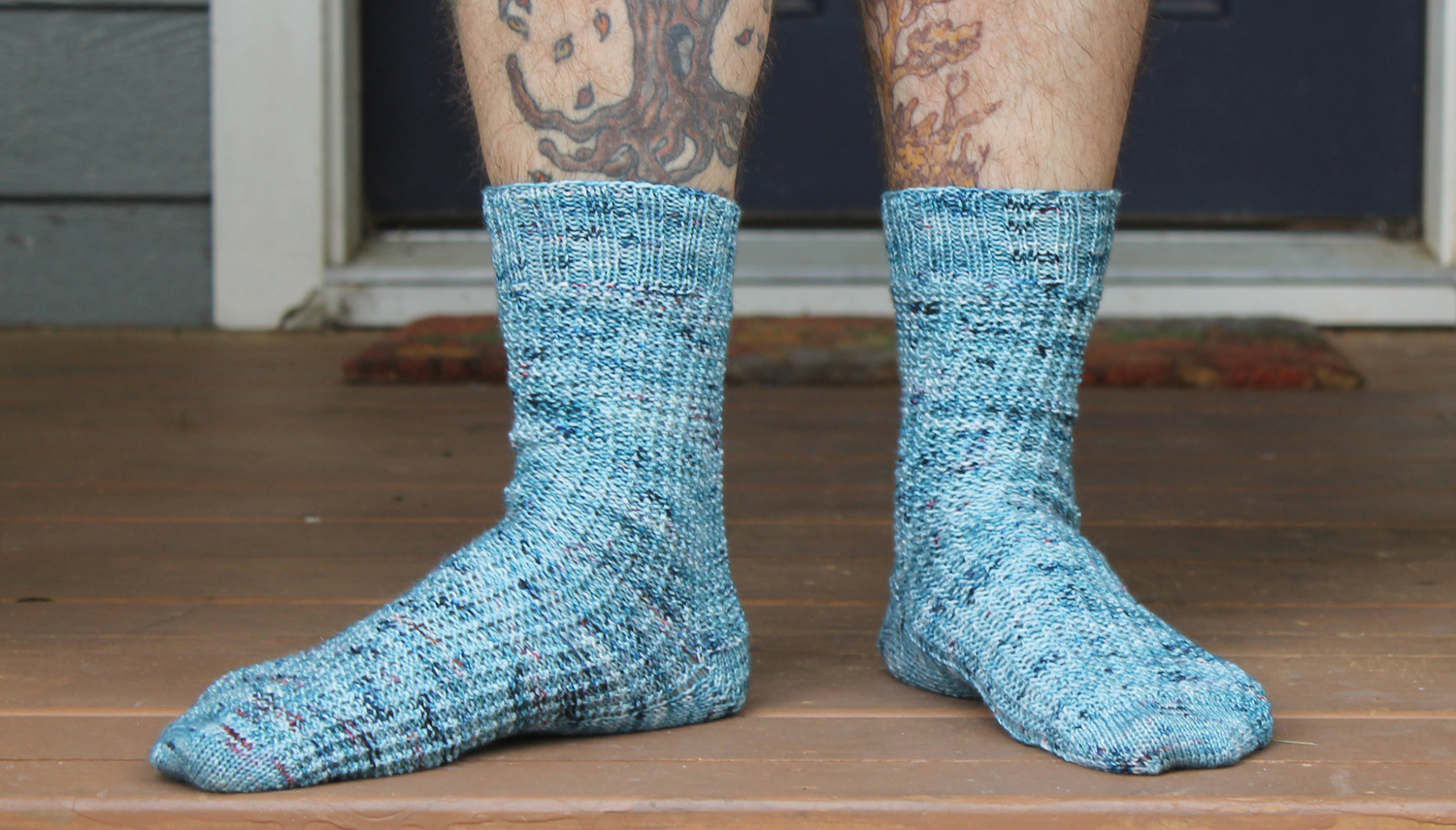 e9c6384701e Rice Stitch Knit Socks for Alex. Socks are practically the only knitting ...