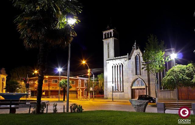 Plaza de Armas, Nocturna