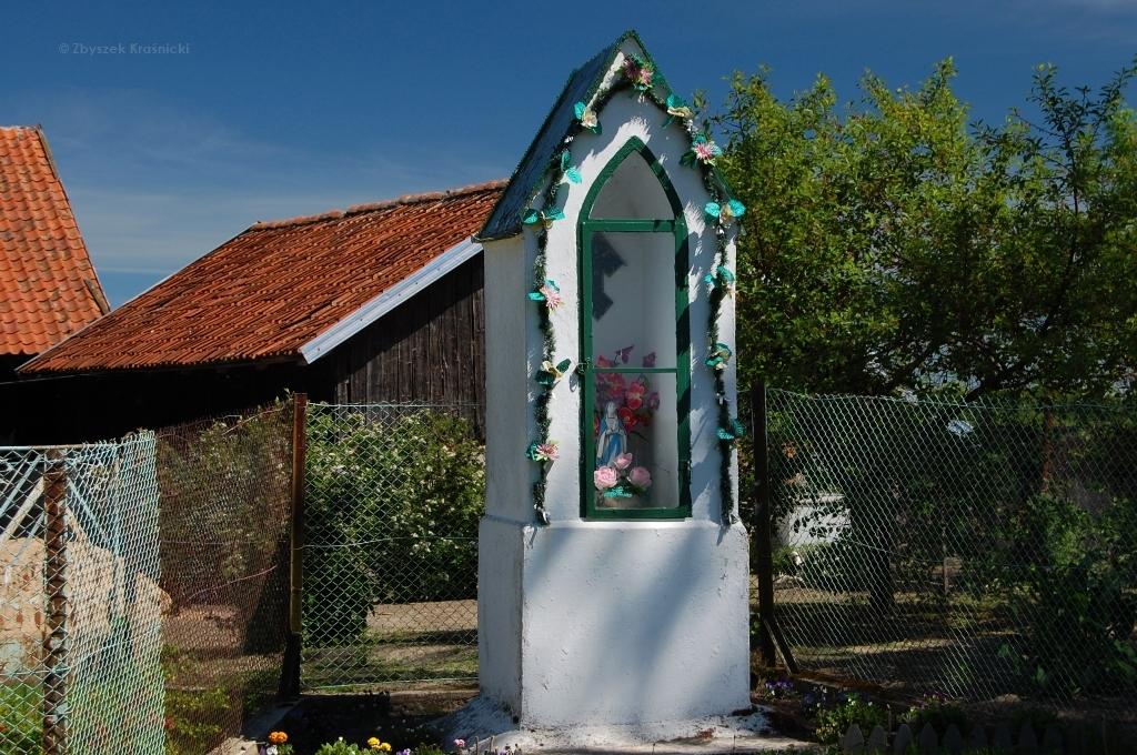 Kapliczka w Jesionowie