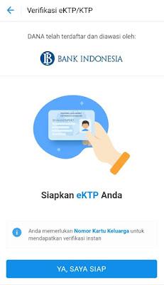 Verifikasi KTP