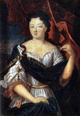 mãe do Marquês de Sade