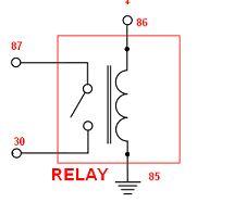 Fungsi Relay 4 Kaki 5 Kaki Plus Gambar Rangkaiannya Autoexpose