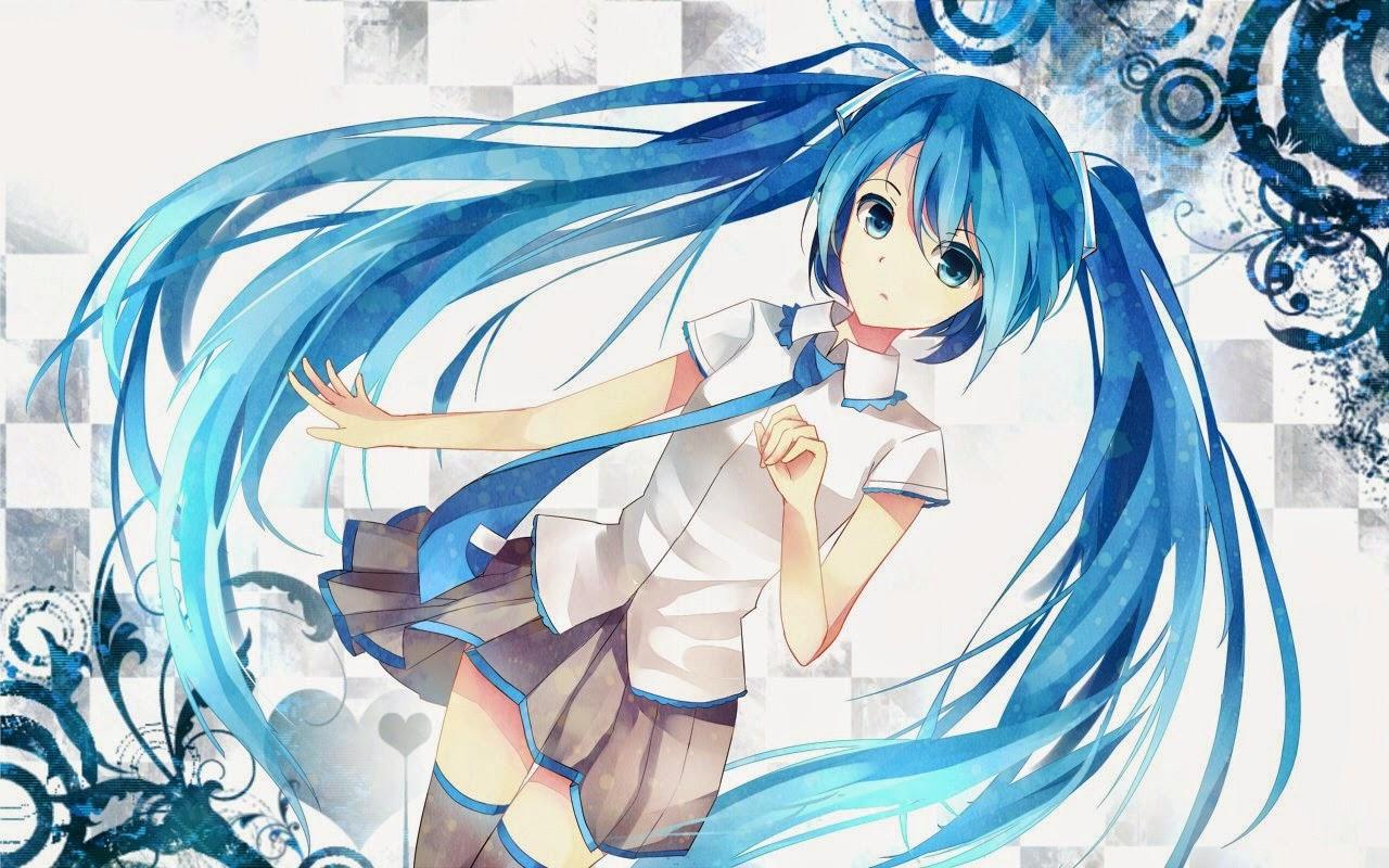 Kumpulan gambar hatsune miku | Anime Wallpaper HD