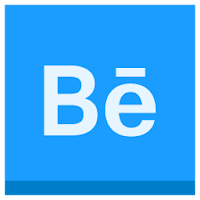 Preview of Behance, abstract, creative, design, folder icon