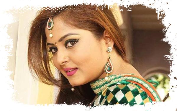 bhojpuri actres Anjana Singh