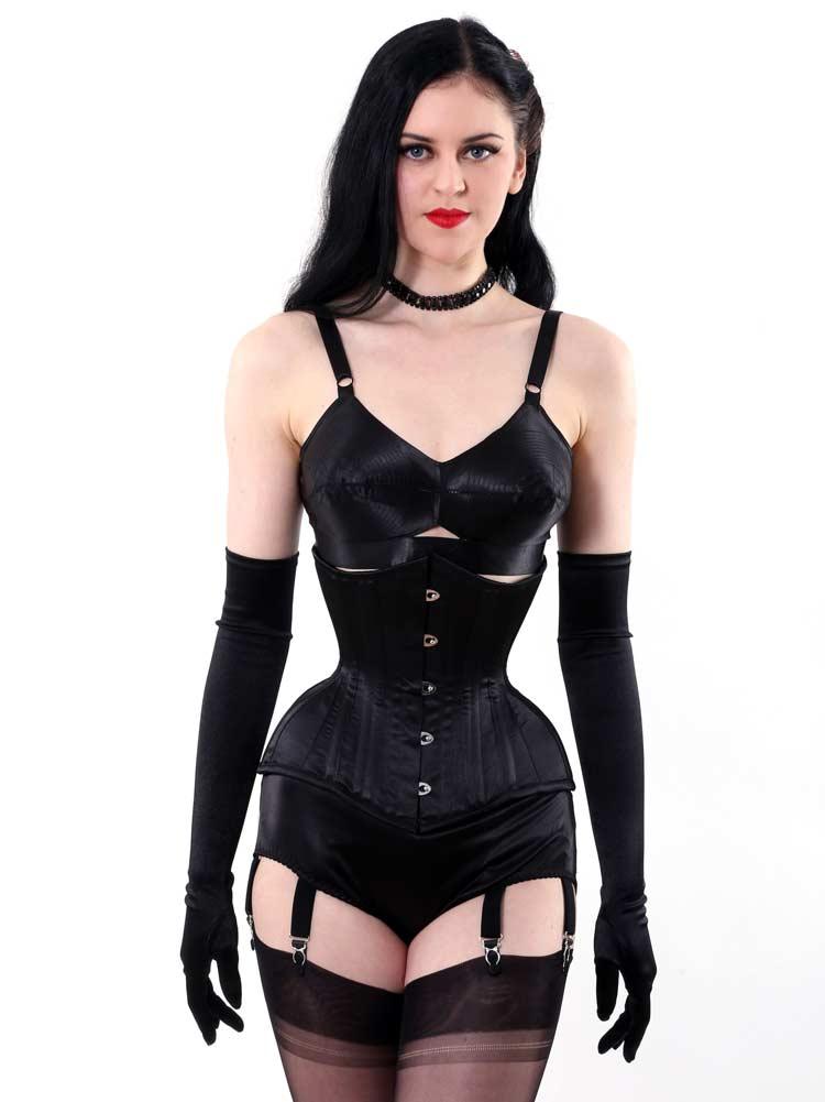 Fetish corset pics