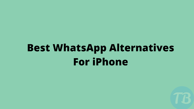 Download WhatsApp Alternative Apps for iPhone - The best apps like WhatsApp