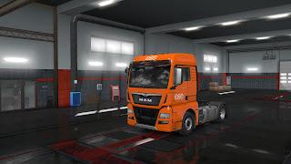 ets 2 european logistics companies paint jobs pack v1.1 screenshots 2, tnt