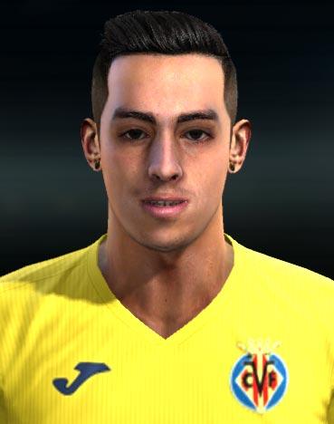 Ramiro Funes Mori Face For PES 2013