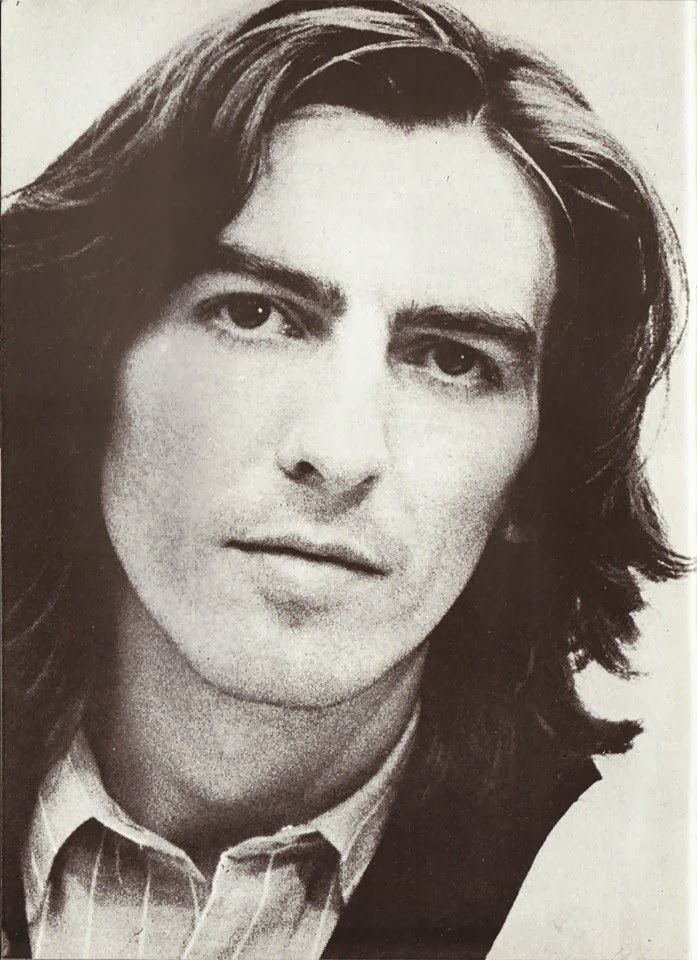 The Late Sixties 1968 69 And Early 1970s George Harrison Had Many Changes With His Looks In He Cut Hair Shorter Again Not As Short