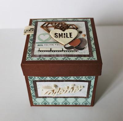 magic box, подарок, скрапбукинг, своими руками, хенд мейд, коробочка
