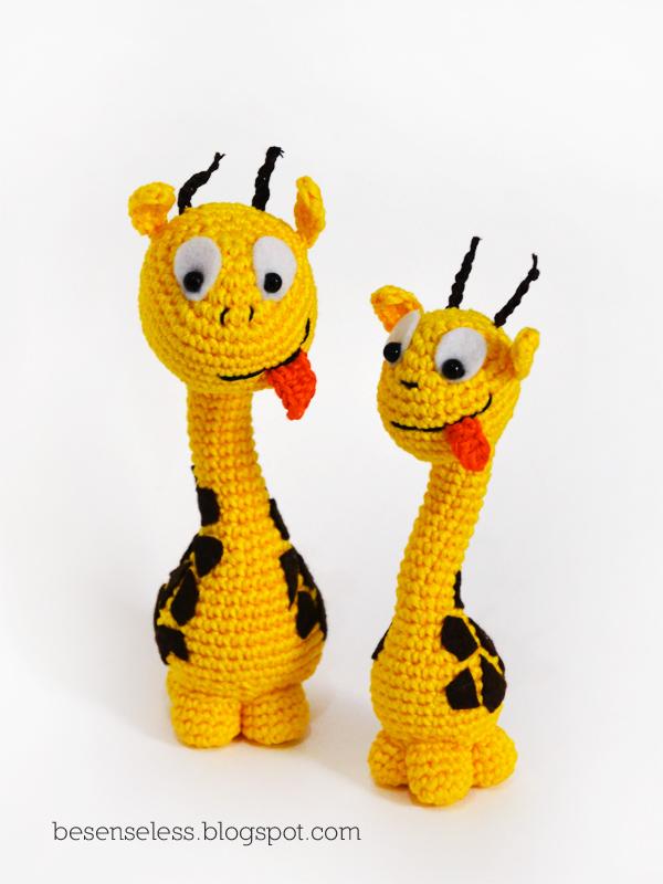 Ravelry: Ginnie the Giraffe pattern by Jess Huff | 800x600