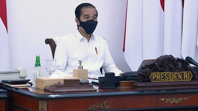 Presiden: Fasilitas Kesehatan Harus Mengacu Standar Penanganan Covid-19 Kementerian Kesehatan