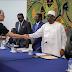 Photos (04): Le président Macky Sall avec la Nasa
