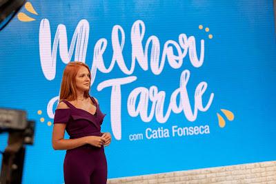 """Influenciadores precisam criar ação de merchandising para a Vivo no programa """"Melhor da Tarde"""" - Crédito: Kelly Fuzaro/Band"""