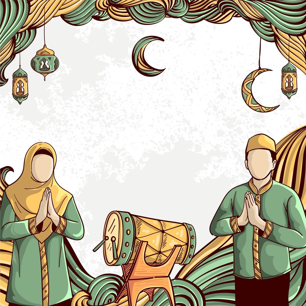 صورة للاحتفال بالمناسبات الاسلامية