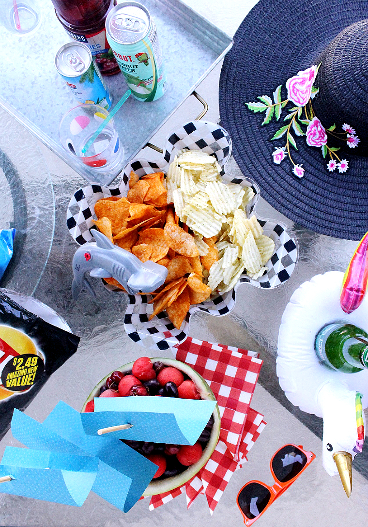 Amazing Summer BBQ Ideas On A Budget #DoThe99 #99Obsessed #AD