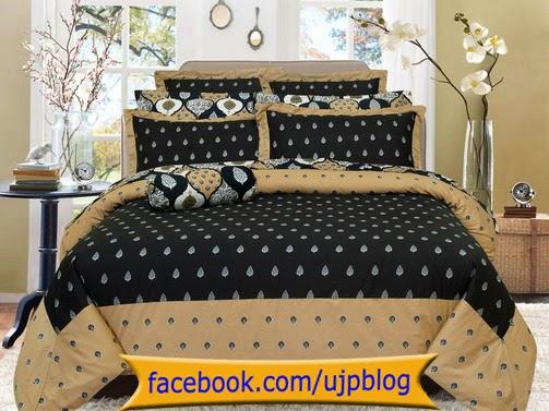 new Pakistani bed sheet designs - The Famous Pakistani 2015