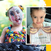 Zia Dantes' is too cute in her Halloween costume made out of recycled materials
