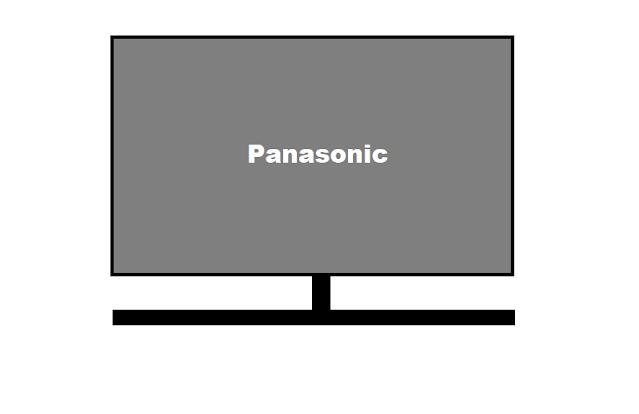 Kode Remot TV PANASONIC LCD/LED