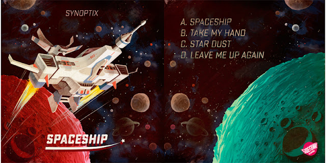 Synptix - Spaceship EP