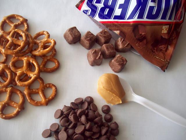 Snickers Pretzel