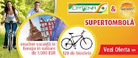 Castiga un voucher de calatorie in valoare de 1.000 de Euro + 120 de biciclete RICH R2673A - concurs - tombola - farmacia - catena - castiga.net