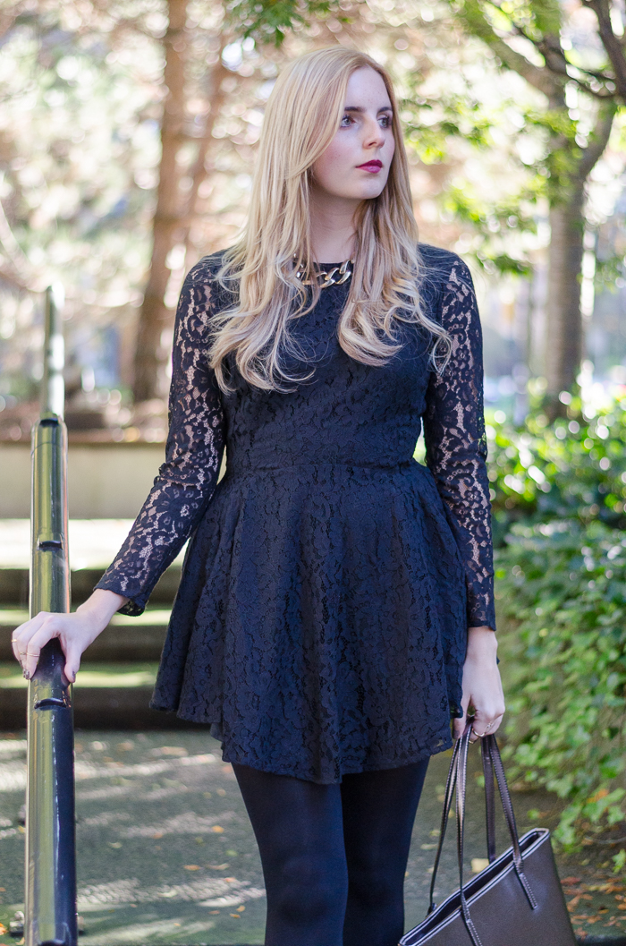 Lace H&M Dress