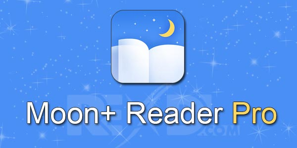 Moon+ Reader Pro v5.1.1 Final [Patched + Mod]